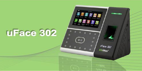 uFace 302 Biometric System